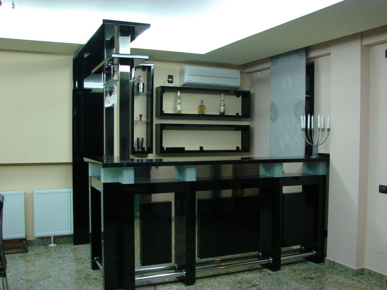 BAR din material compozit Technistone