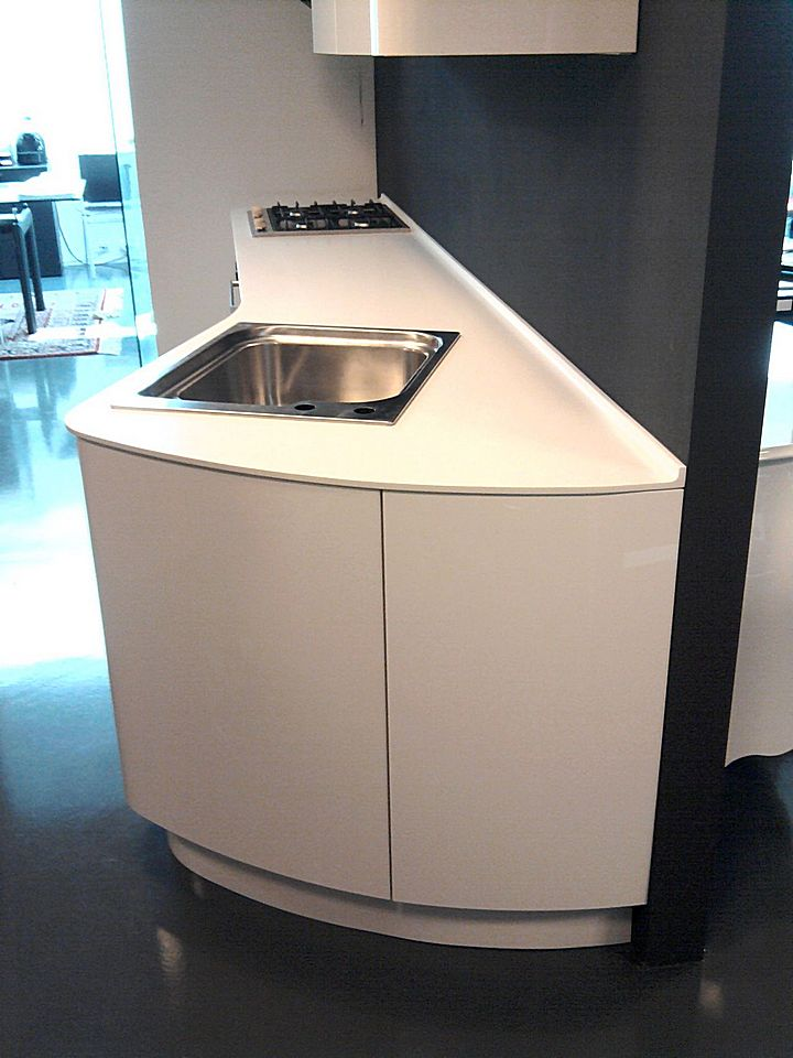 Blat si mobilier bucatarie din material compozit